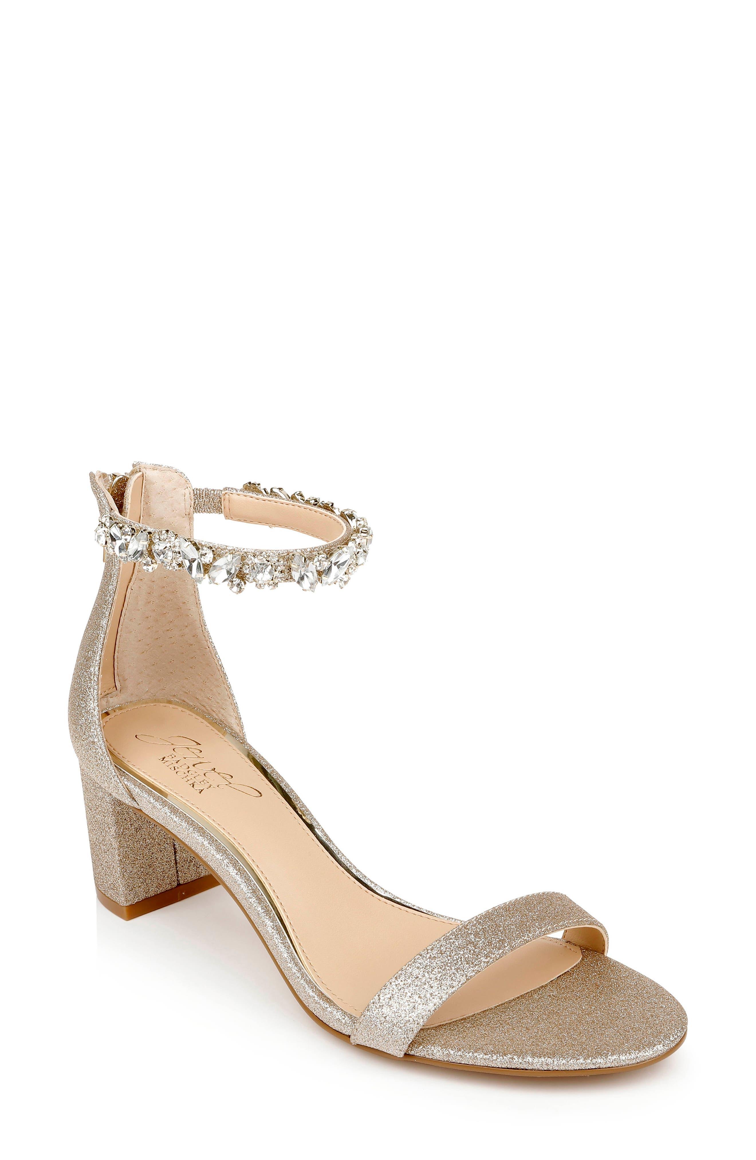 Catalina Ankle Strap Sandal