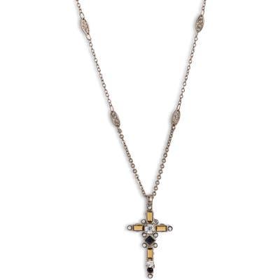 Sorrelli Cross Pendant Necklace