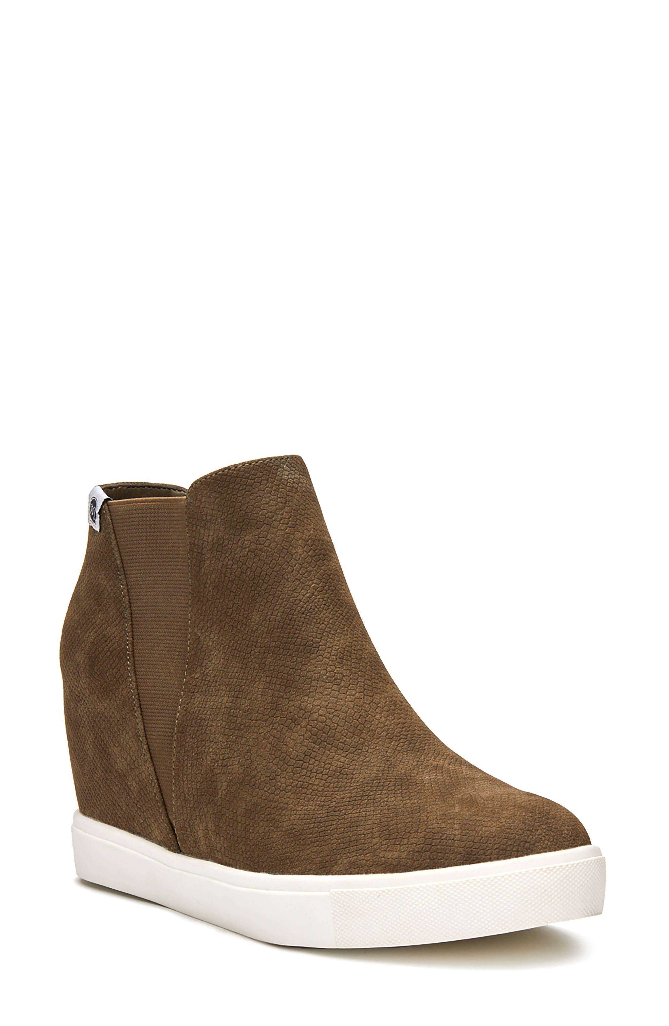 Lure Platform Sneaker Boot