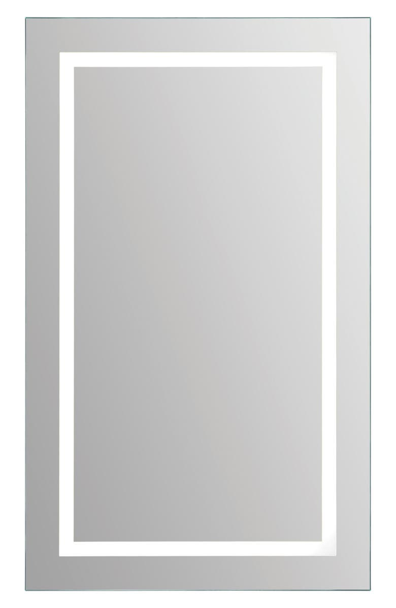 RENWIL Adele LED Mirror, Main, color, METALLIC SILVER