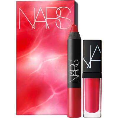 Nars Dragon Girl Explicit Lip Duo - No Color