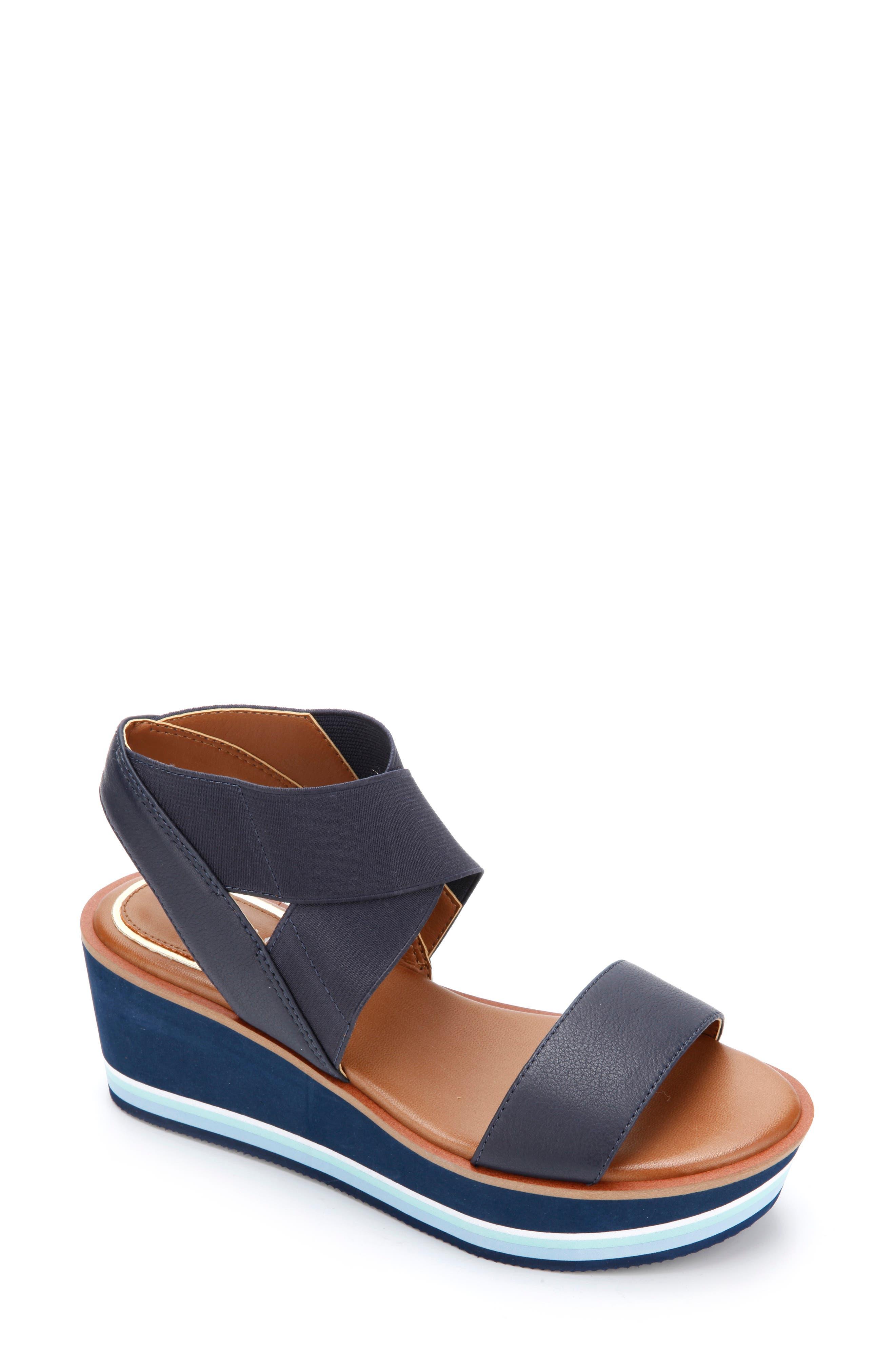 Harlow Wedge Sandal