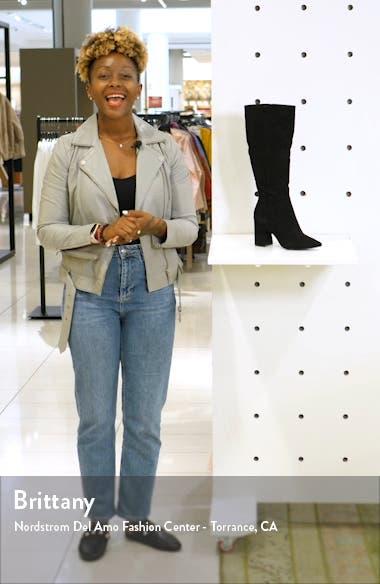 Verify Knee High Boot, sales video thumbnail