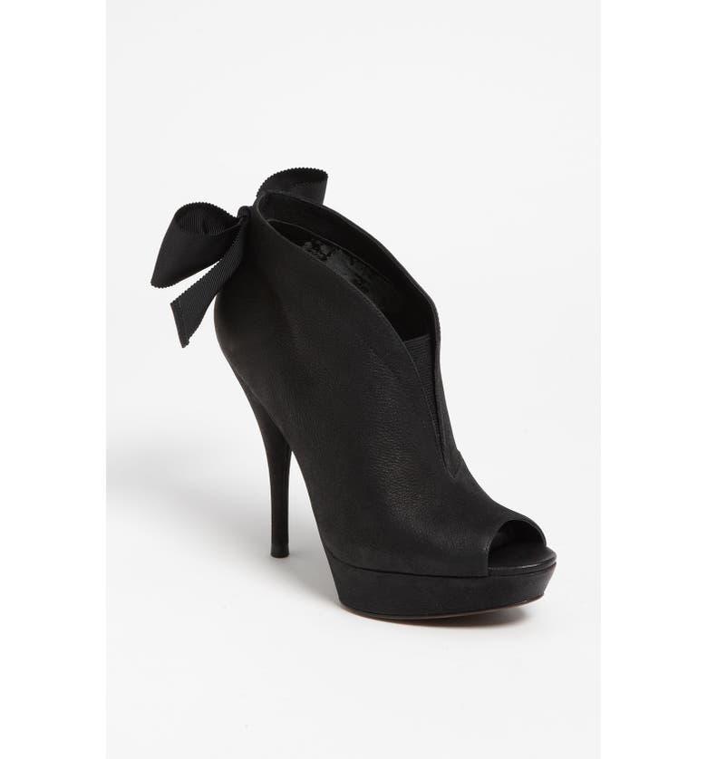 VERA WANG Footwear 'Royce' Bootie, Main, color, 001