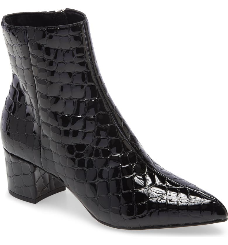 DOLCE VITA Bel Bootie, Main, color, MIDNIGHT CROC