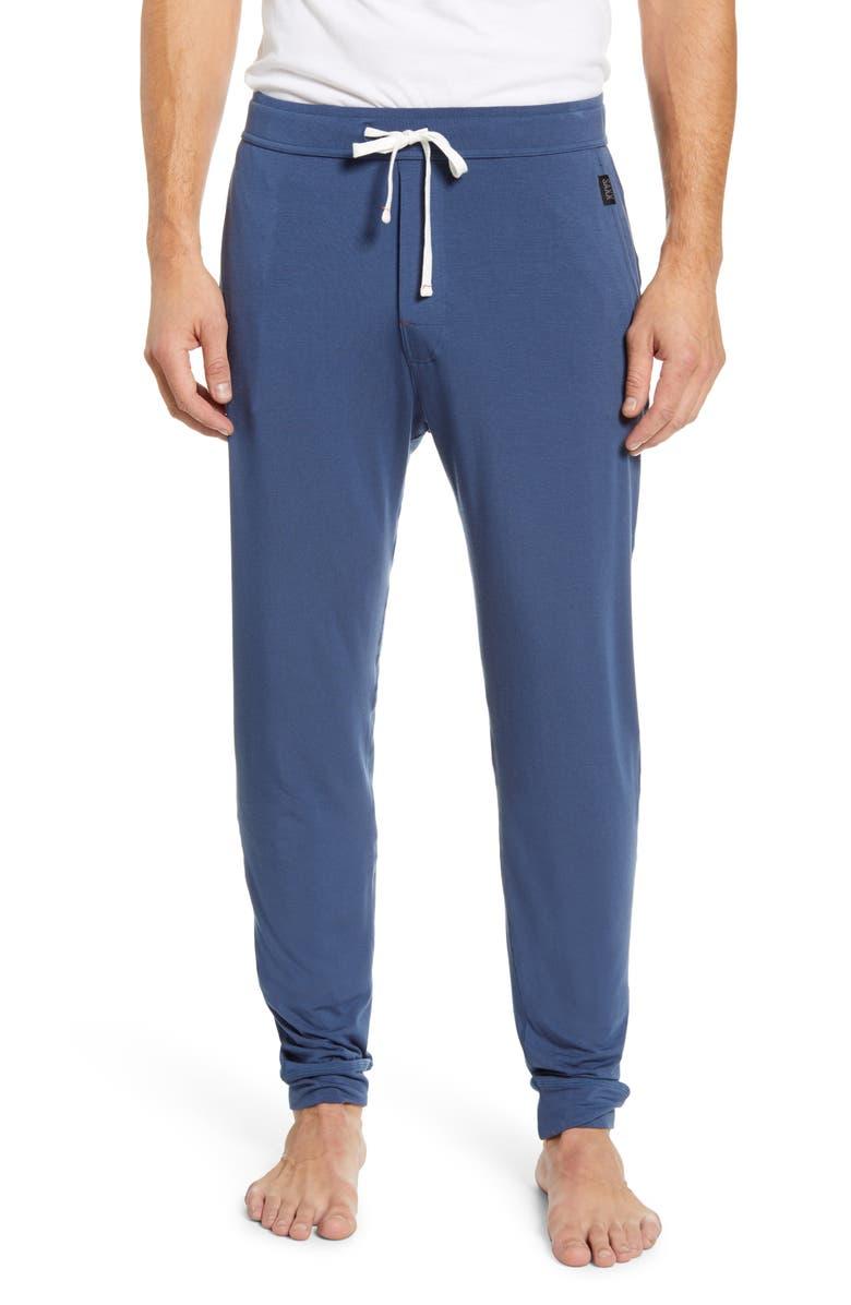 SAXX Snooze Lounge Pants, Main, color, DARK DENIM