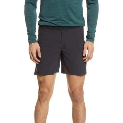 On Running Shorts, Black