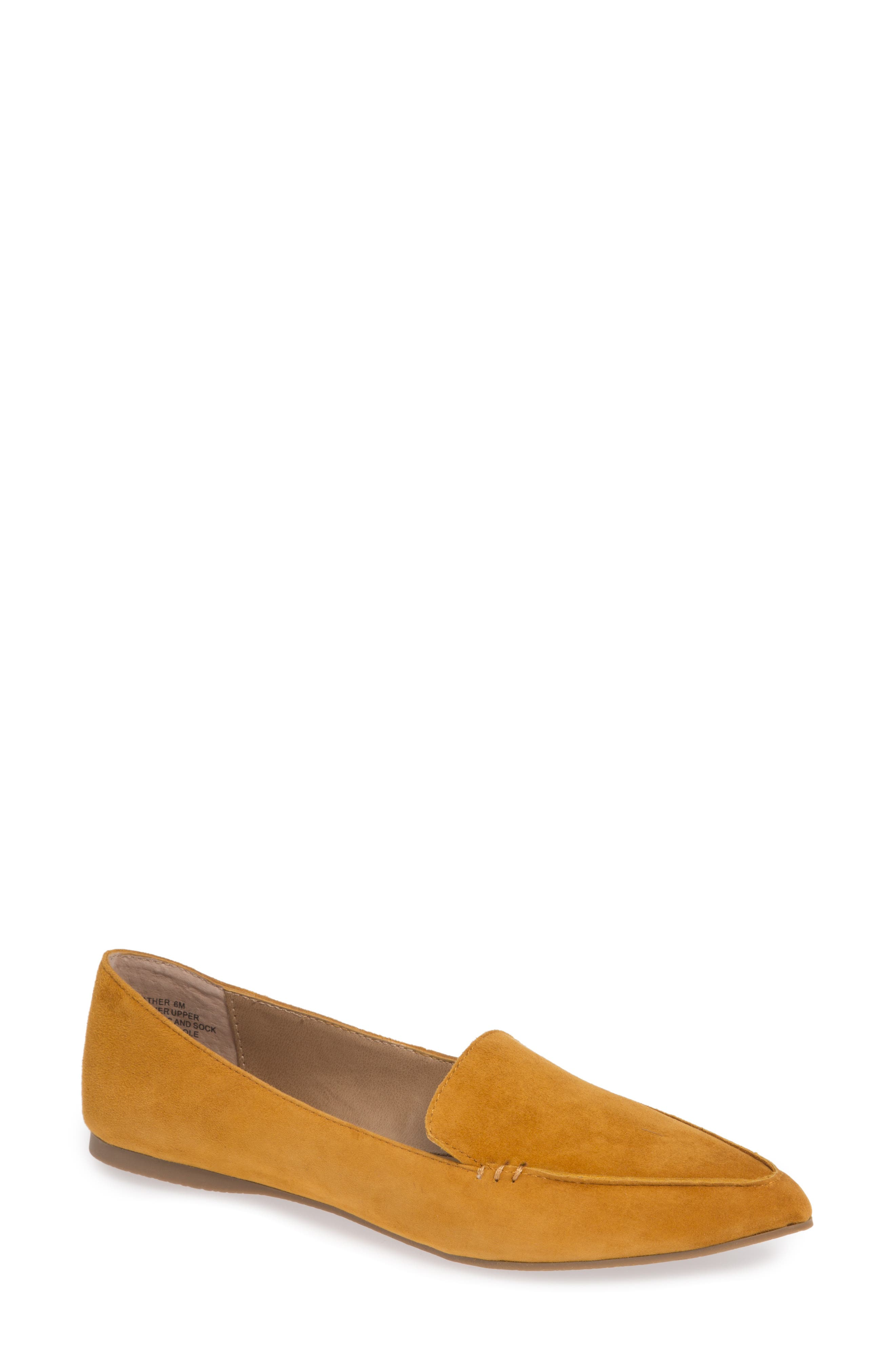 ,                             Feather Loafer Flat,                             Main thumbnail 79, color,                             755