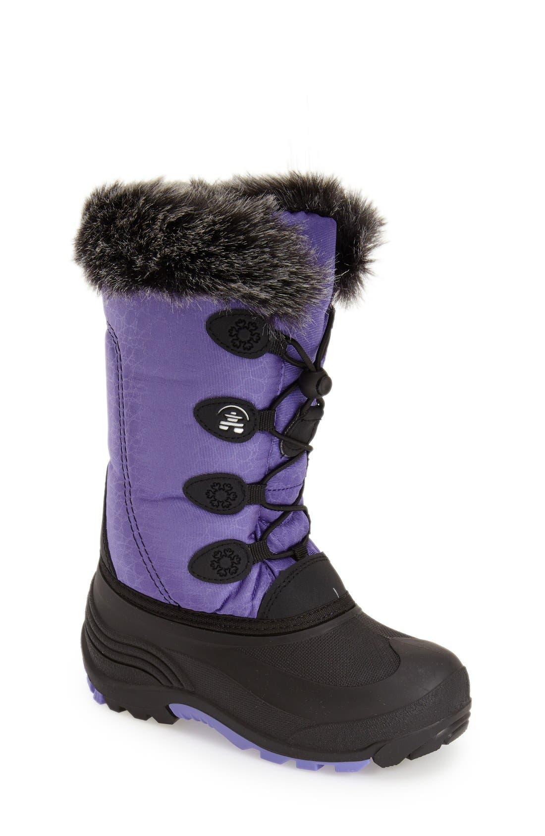 Kamik Kids Snowgypsy Waterproof Snow Boot