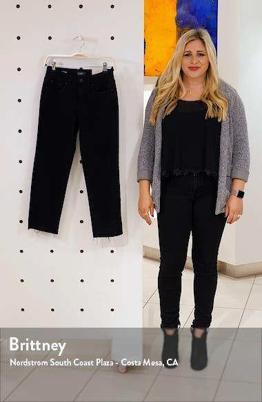 Release Hem Capri Skinny Jeans, sales video thumbnail