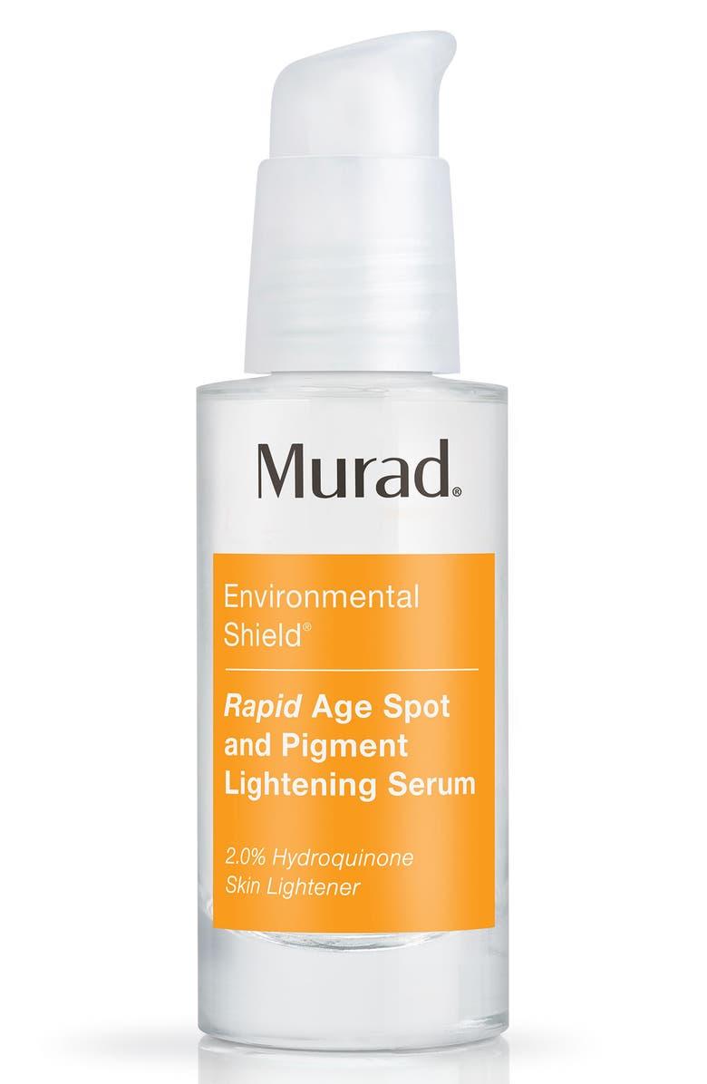 MURAD<SUP>®</SUP> Rapid Age Spot & Pigment Lightening Serum, Main, color, NO COLOR