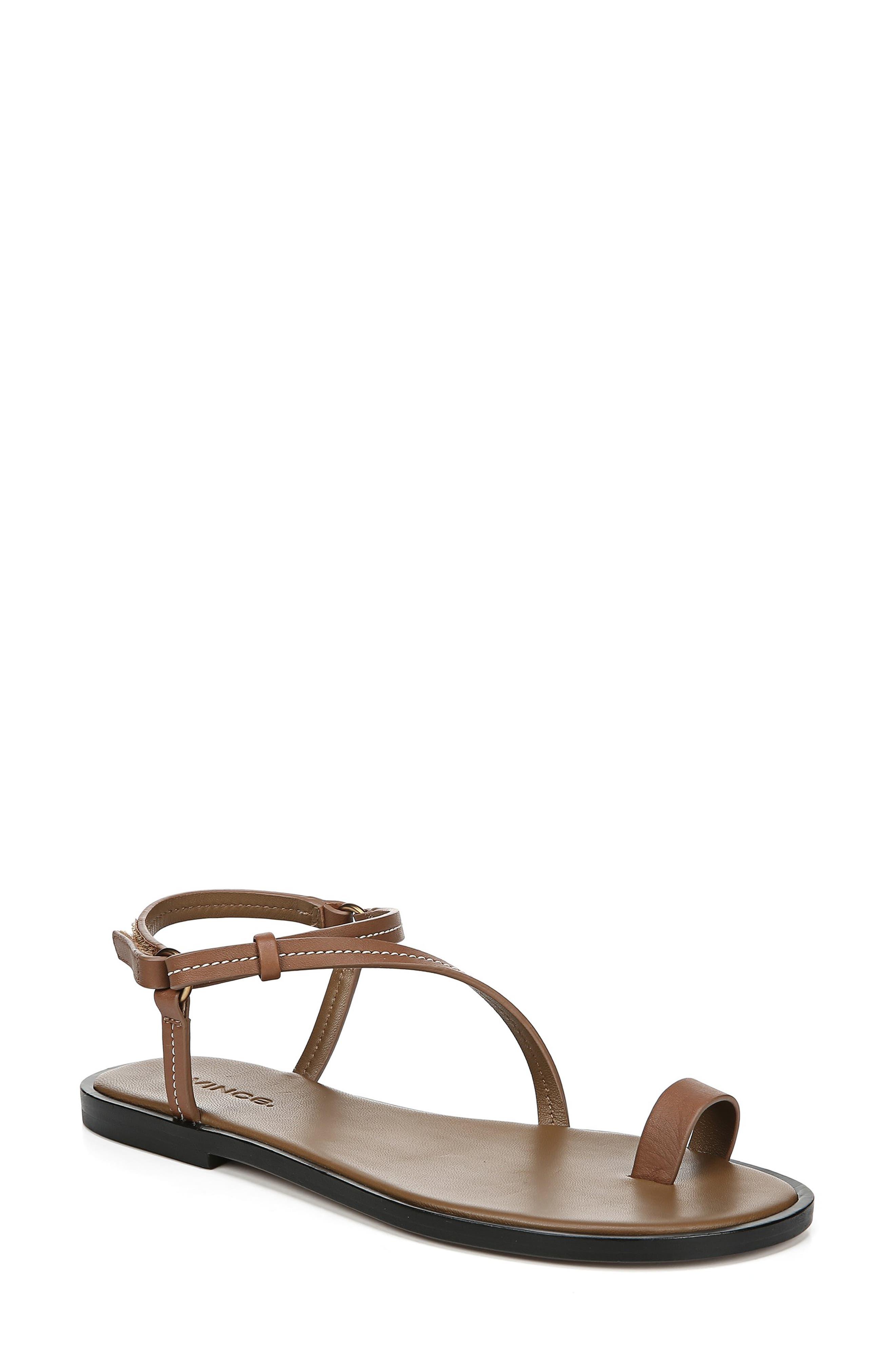 Vince | Perrigan Toe Loop Sandal