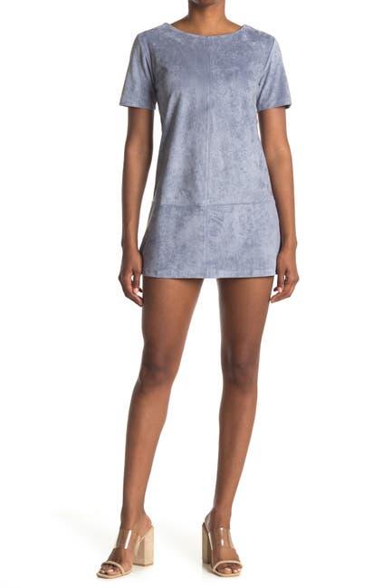 Image of Bishop + Young Ivy Short Sleeve Shift Dress
