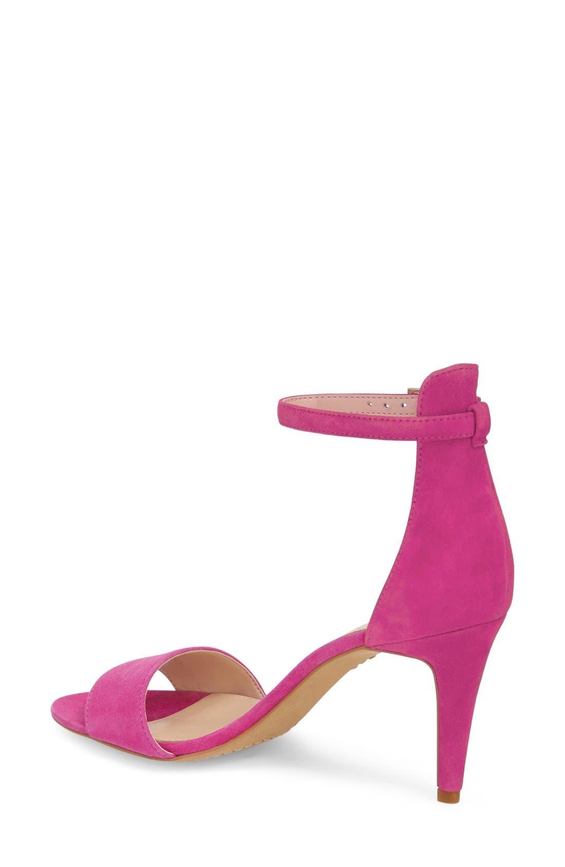 ,                             'Court' Ankle Strap Sandal,                             Alternate thumbnail 97, color,                             661