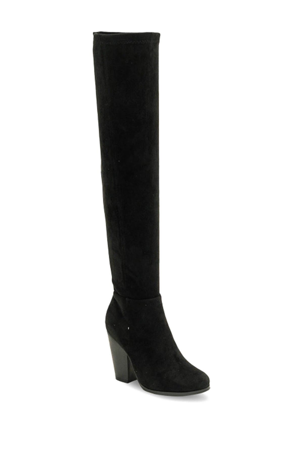 Image of Chase & Chloe Max 2 Over The Knee Boot