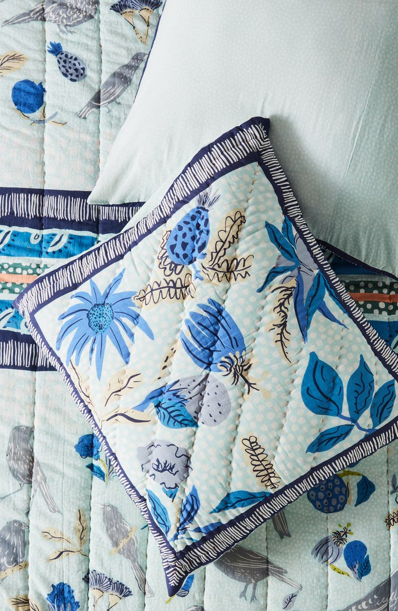 Anthropologie Kirby Euro Sham