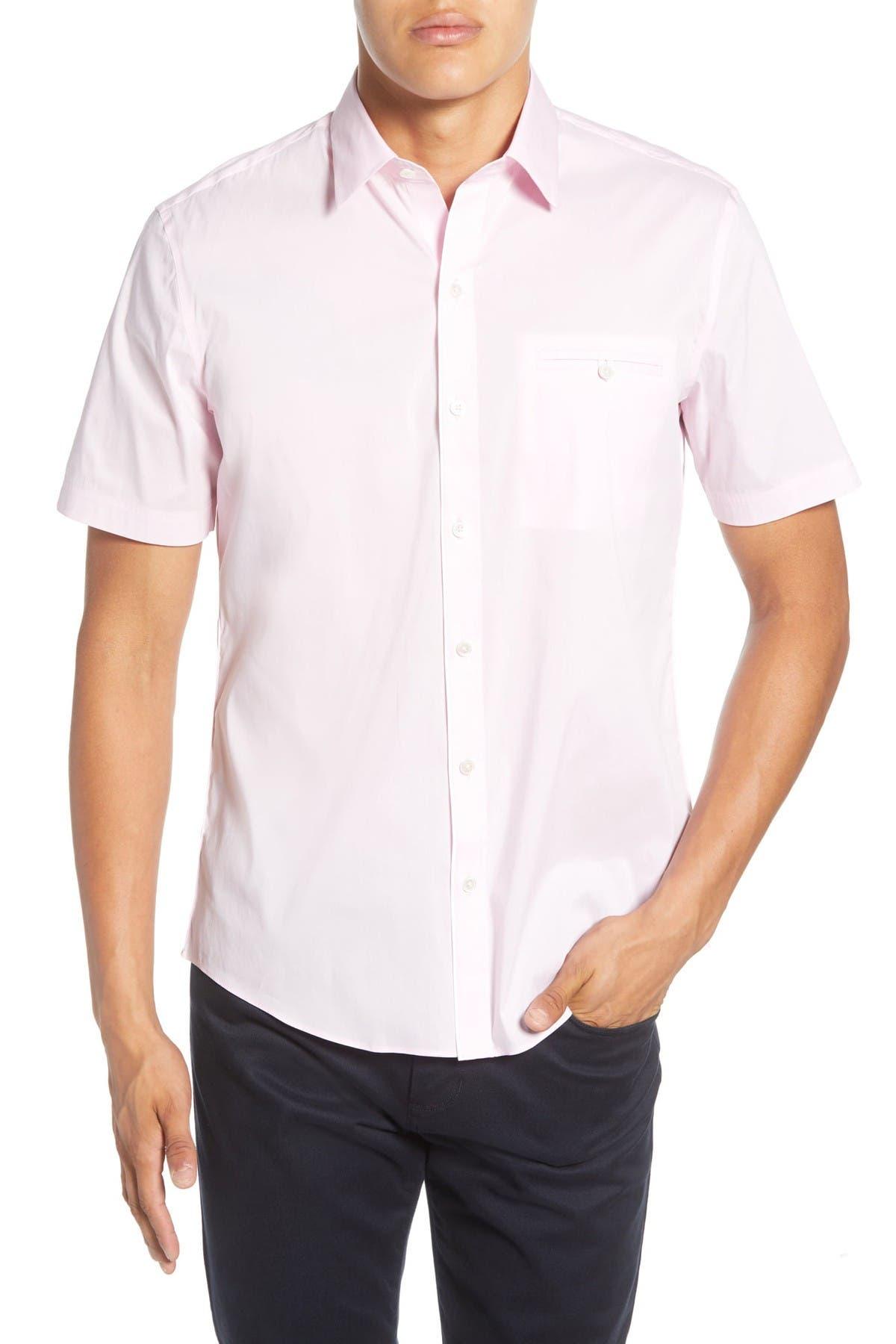 Image of Zachary Prell Baumann Regular Fit Shirt