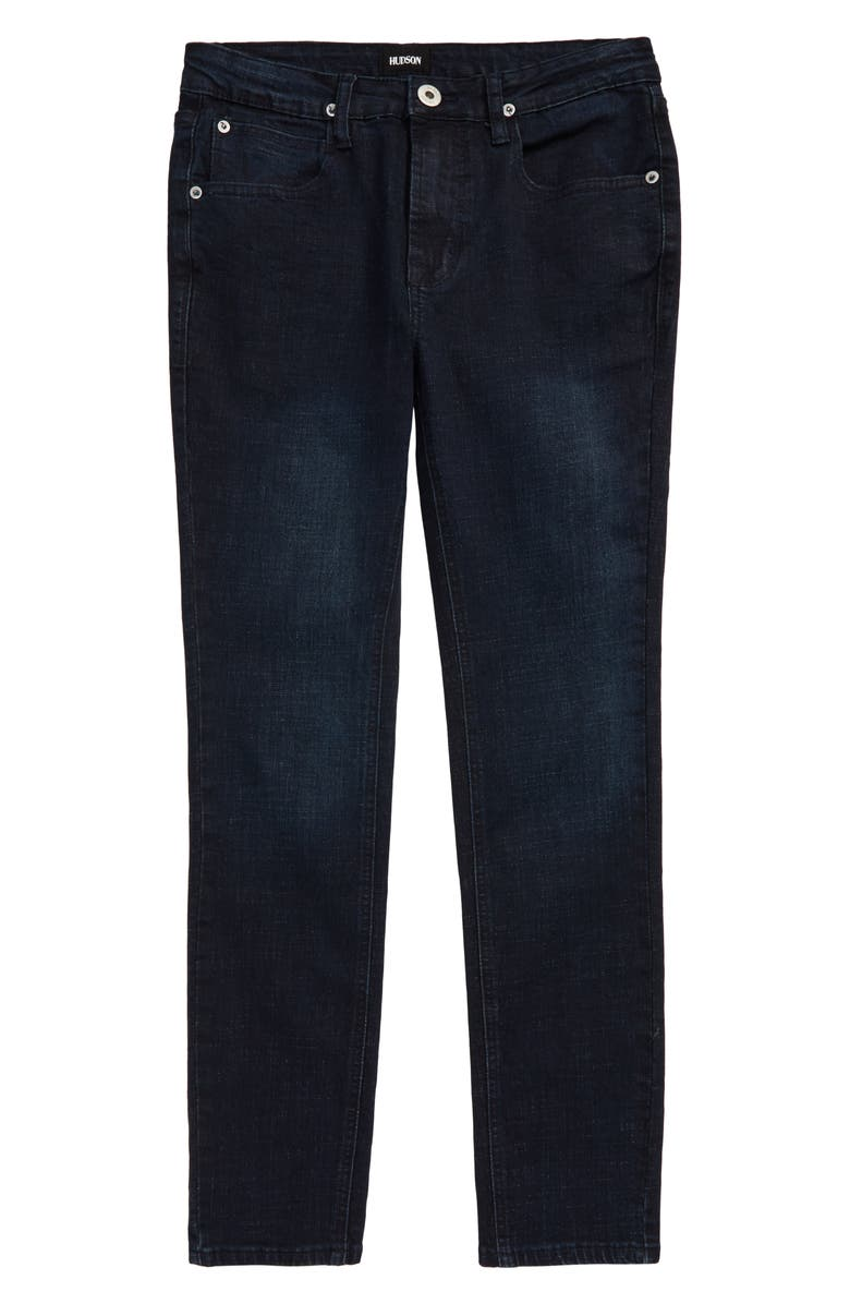 HUDSON JEANS Jude Slim Skinny Jeans, Main, color, SUPERFLY WASH