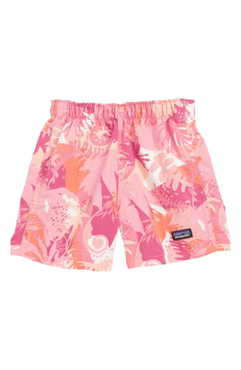 PATAGONIA Baggies<sup>™</sup> Shorts, Main, color, WIPP WILD WARATAH PETRA PINK