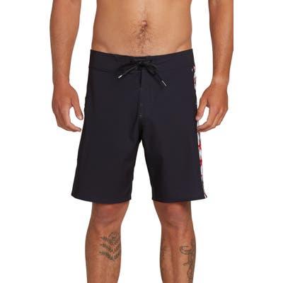 Volcom Freedom Stones Board Shorts, Black