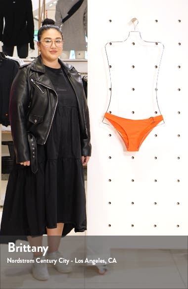 Seersucker Bikini Bottoms, sales video thumbnail