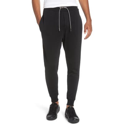 The Kooples Regular Fit Sweatpants, Black