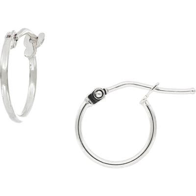 Bony Levy 14K Gold Mini Hoop Earrings (Nordstrom Exclusive)