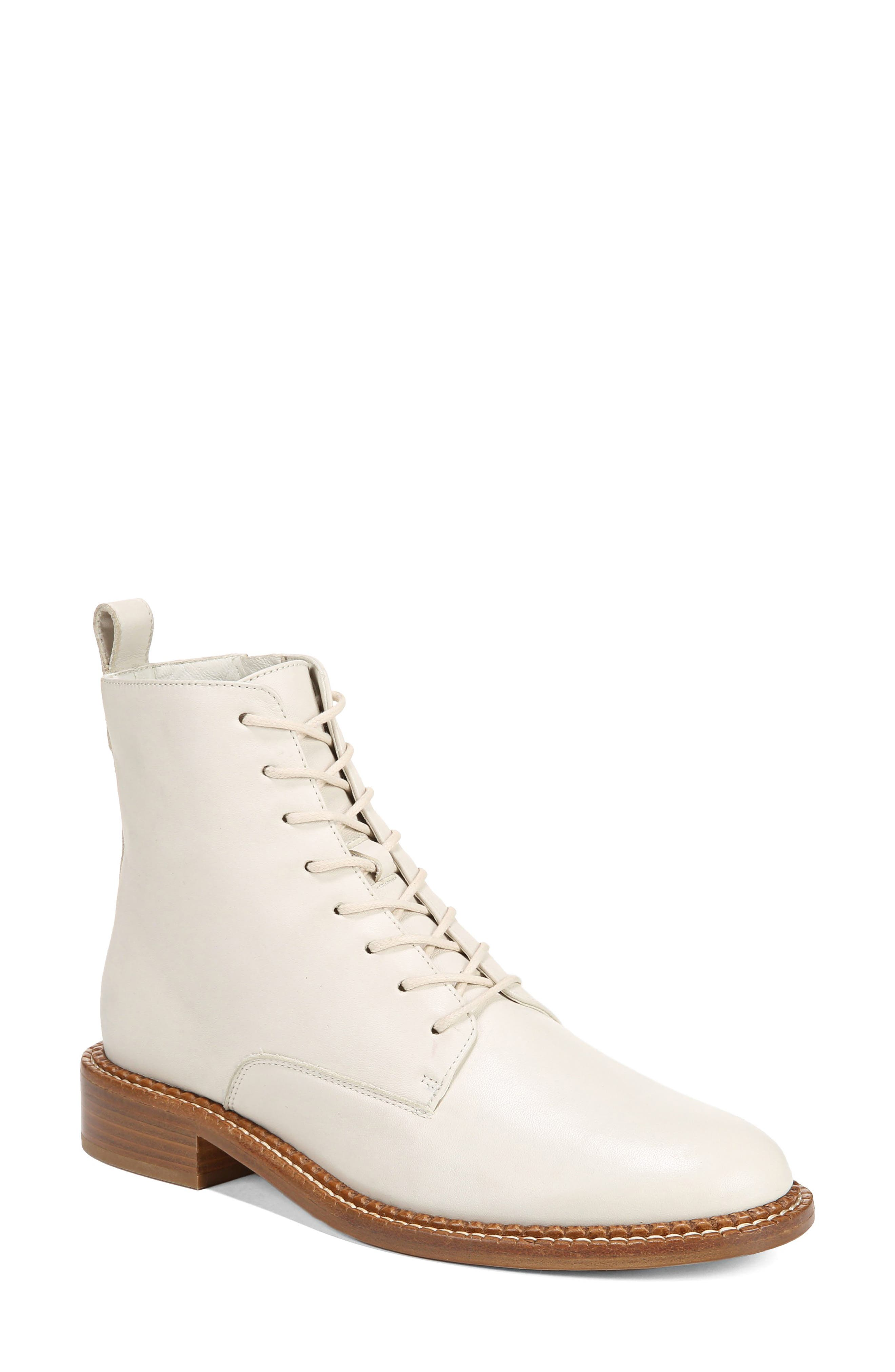 Vince Cabria Lace-Up Boot (Women