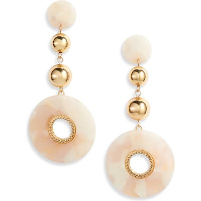 Ettika Ring Statement Earrings
