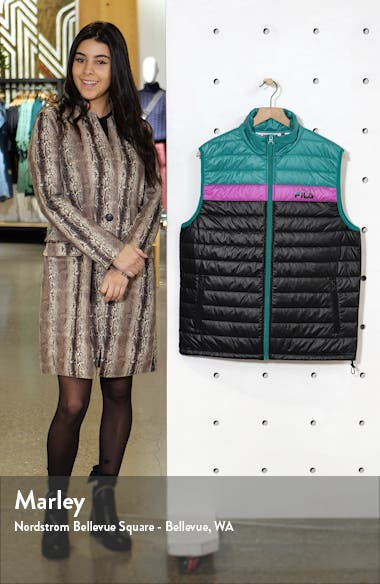 Windshear Trail Puffer Vest, sales video thumbnail