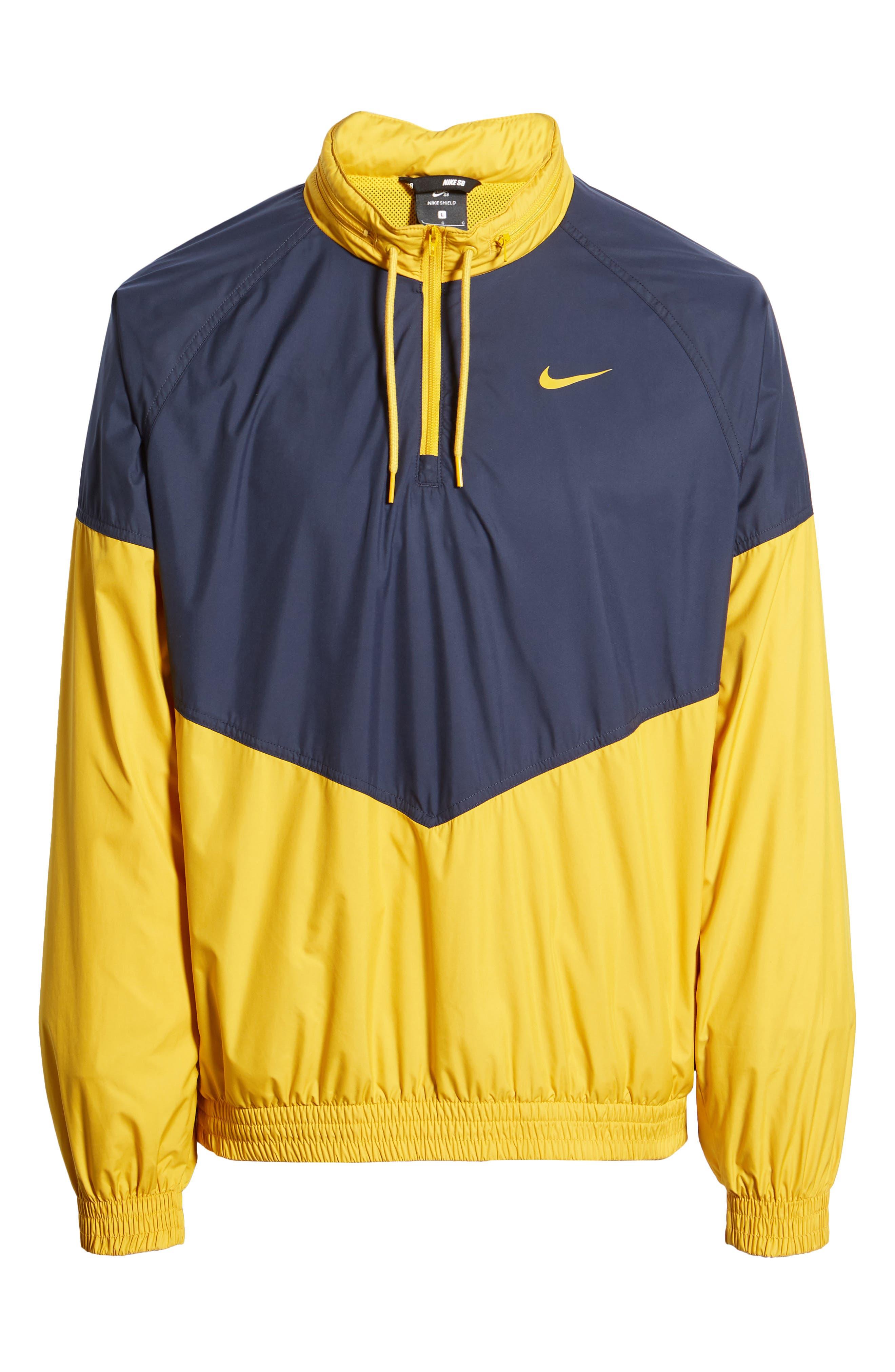 Nike SB Shield Quarter Zip Jacket | Nordstrom