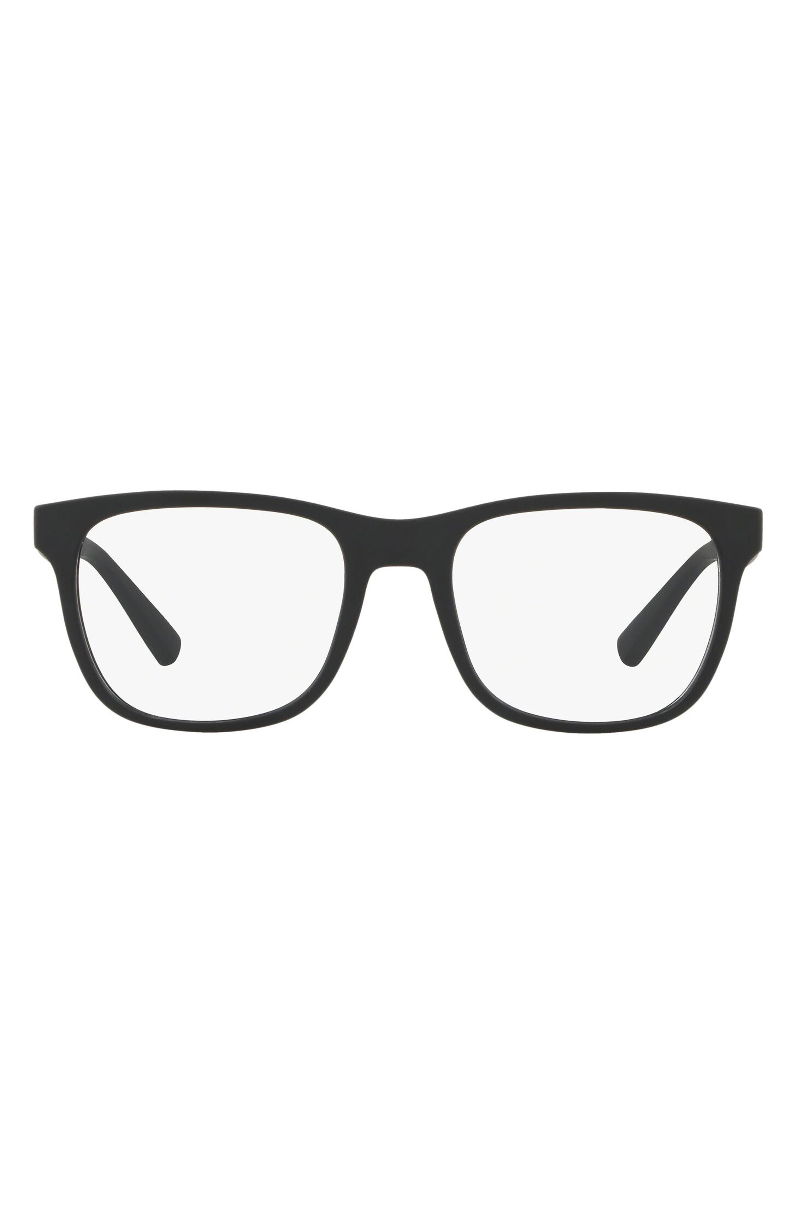 53mm Square Optical Glasses
