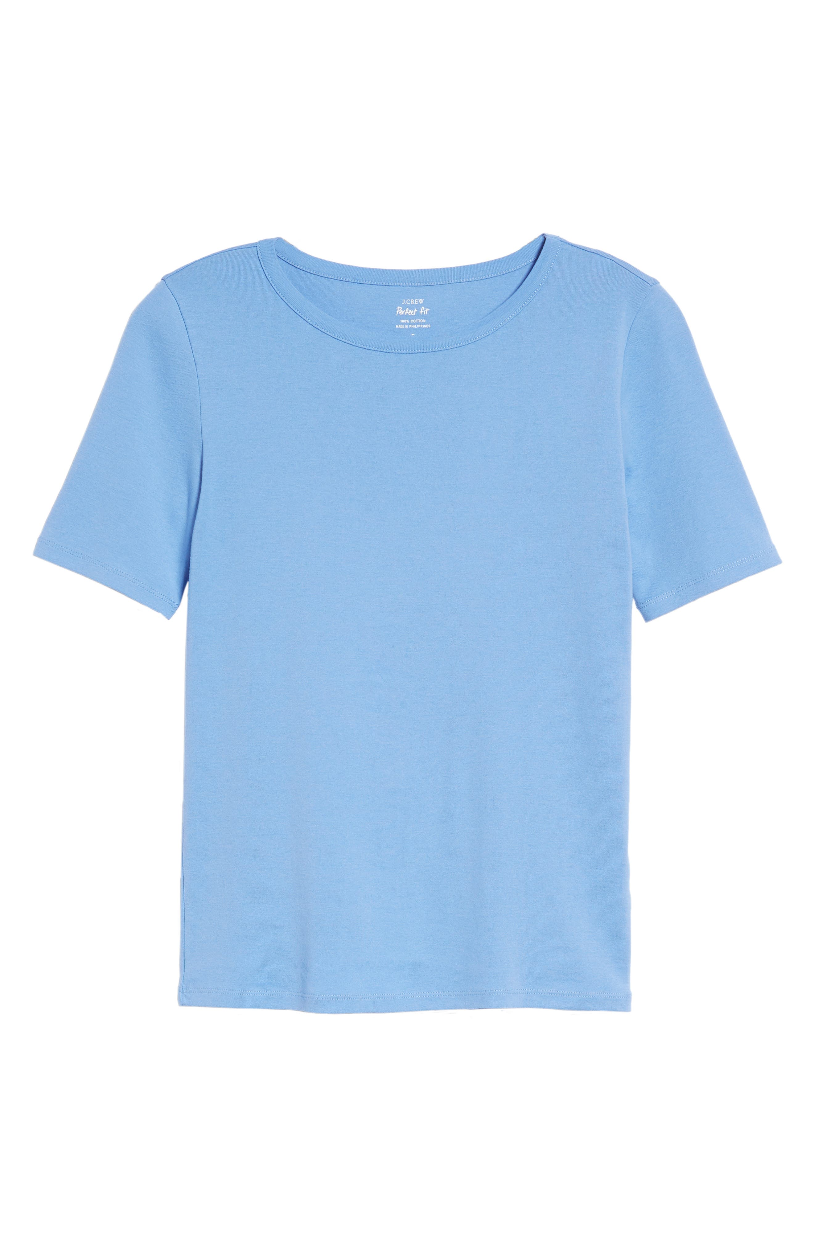 ,                             New Perfect Fit Tee,                             Alternate thumbnail 43, color,                             402
