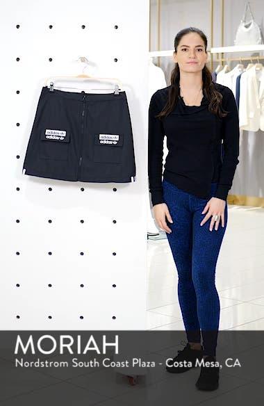 Zip Cargo Skirt, sales video thumbnail