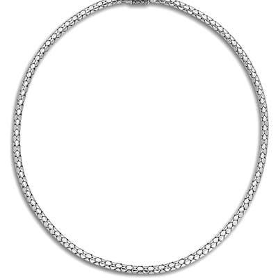 John Hardy Dot Chain Necklace