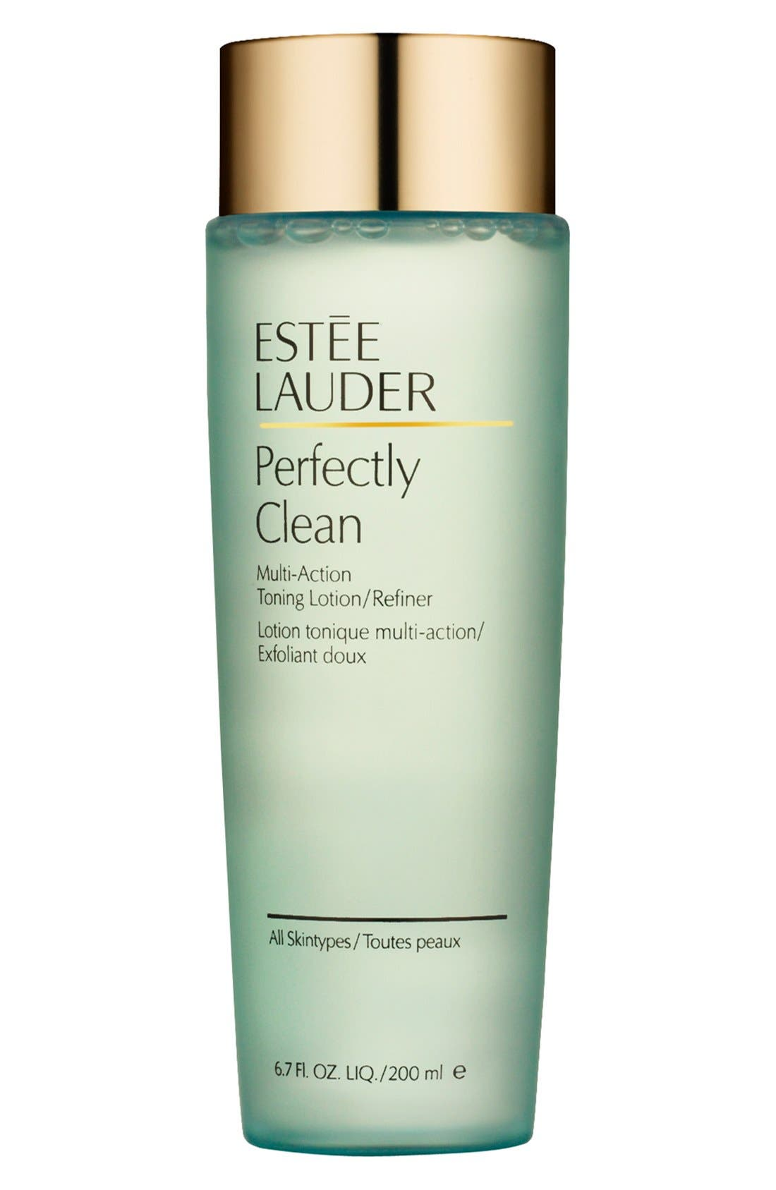 Perfectly Clean Multi-Action Toning Lotion/Refiner, Main, color, NO COLOR