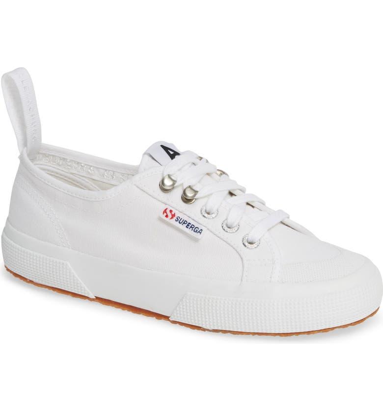 SUPERGA x Alexa Chung 2294 Cothookw Low Top Sneaker, Main, color, 100