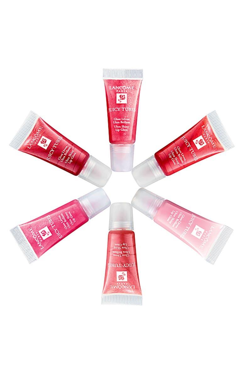 LANCÔME 'Juicy Tubes' Lip Gloss Set, Main, color, 650
