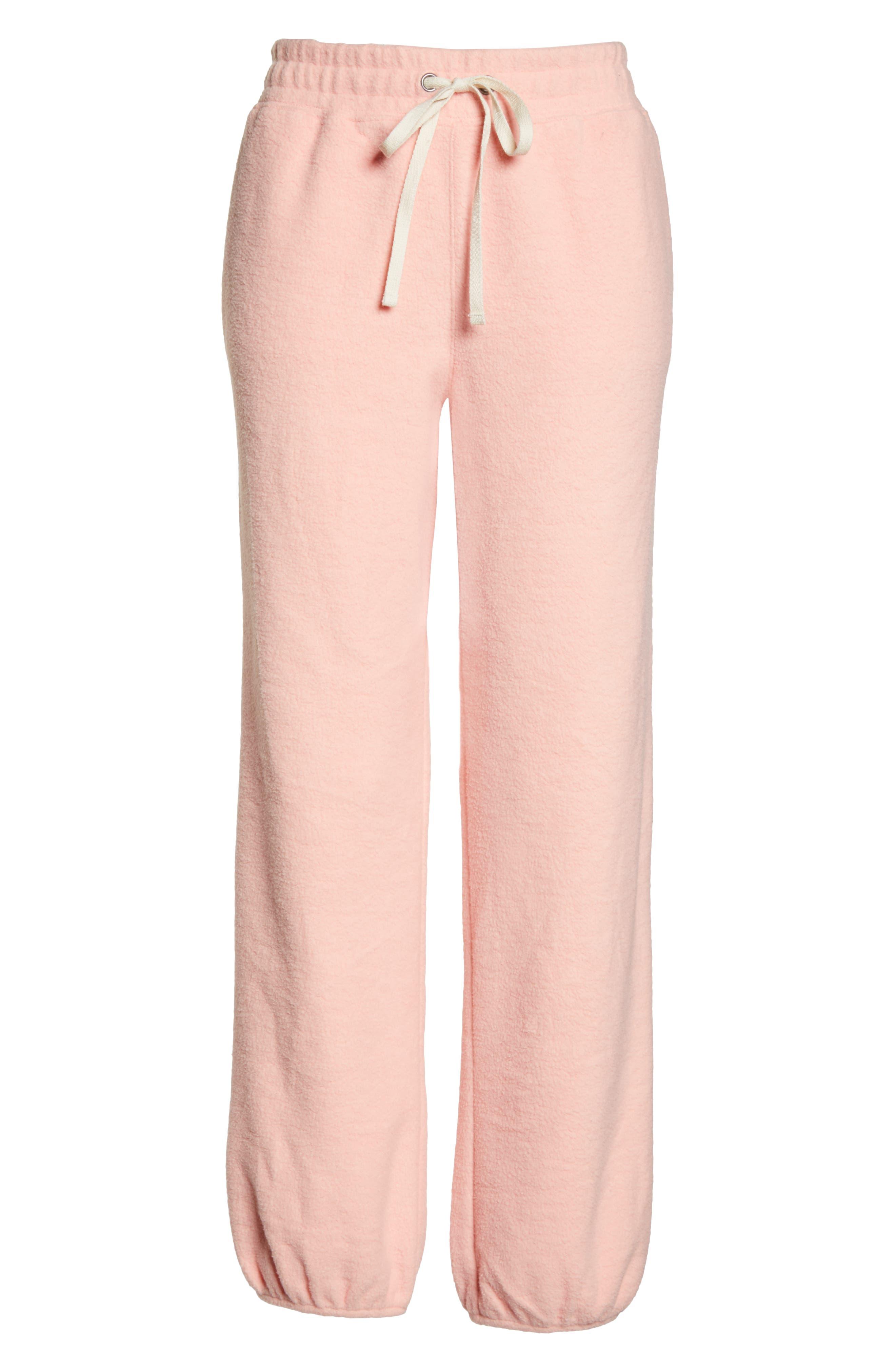 ,                             Fleece Pajama Sweatpants,                             Alternate thumbnail 23, color,                             650