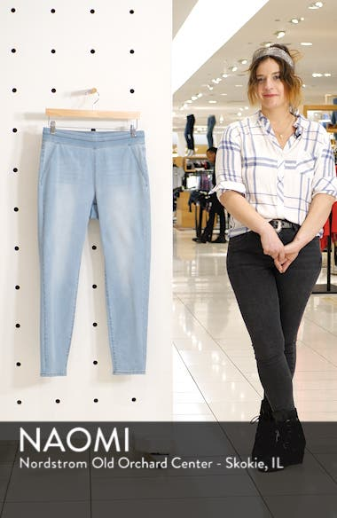 High Waist Jeggings, sales video thumbnail