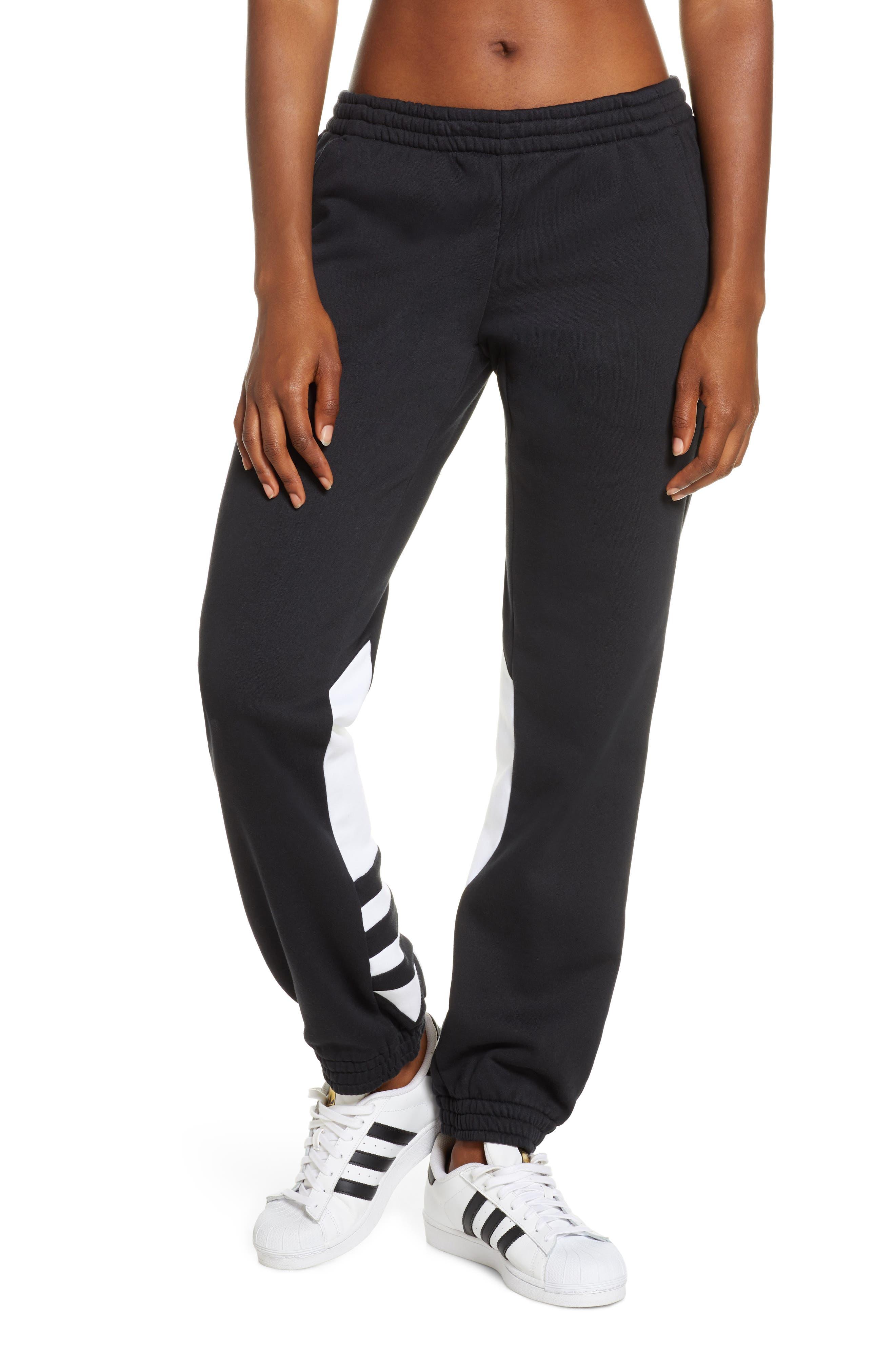 Women's Adidas Originals Large Logo Sweatpants