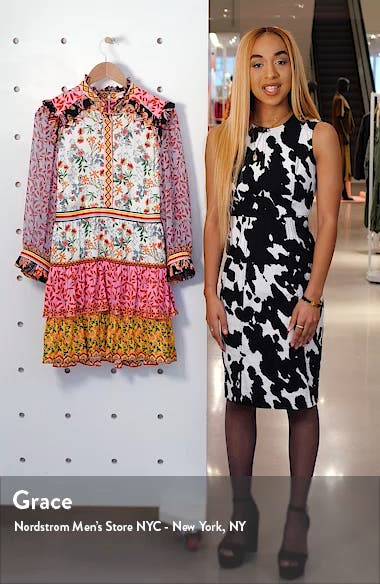 Kathy Tiered Shirtdress, sales video thumbnail