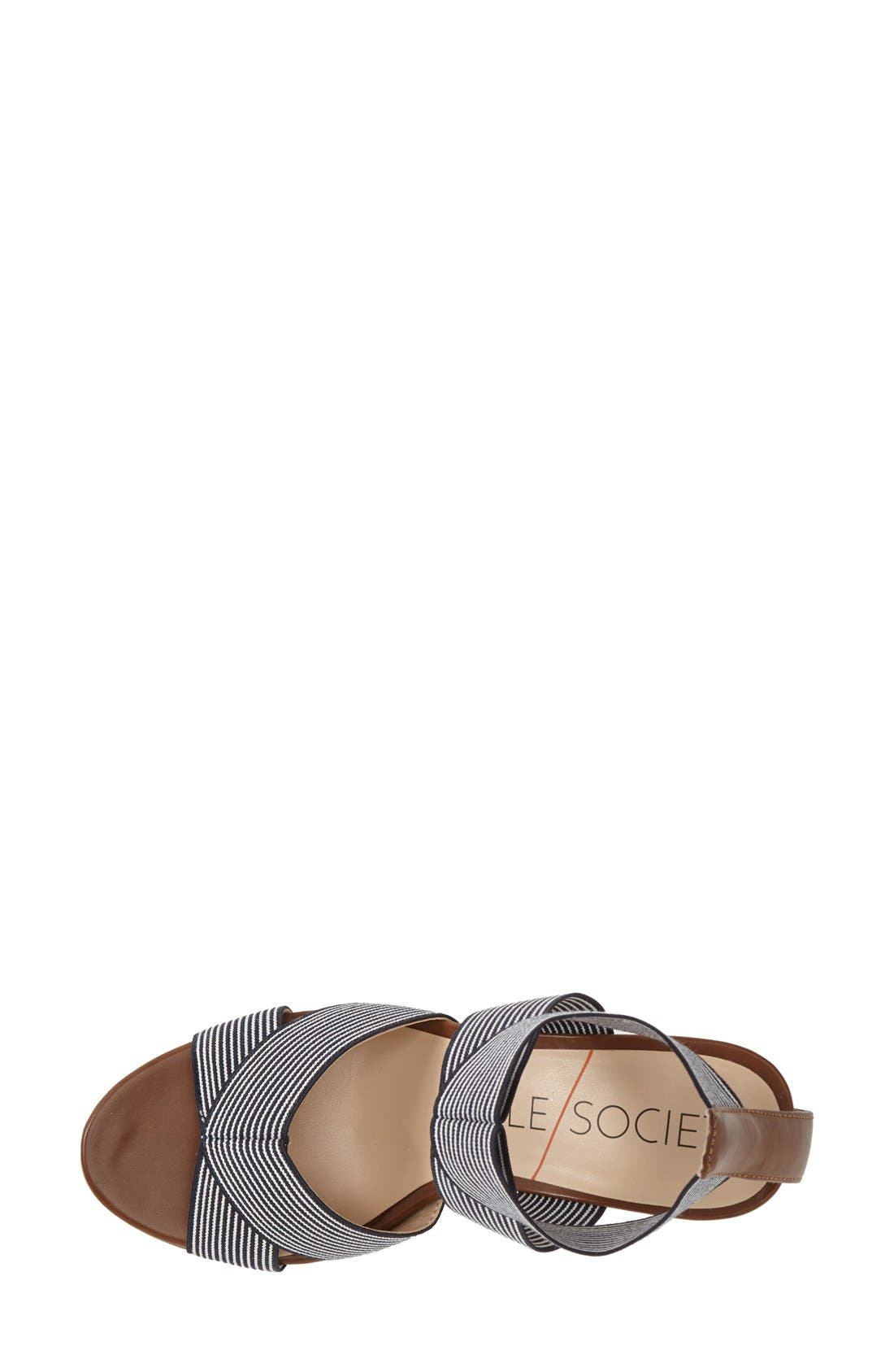 ,                             'Joesy' Block Heel Sandal,                             Alternate thumbnail 13, color,                             460