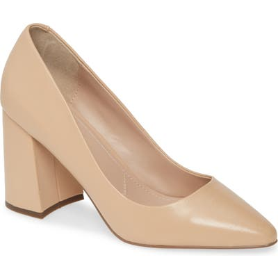 Charles By Charles David Verse Pump, Beige