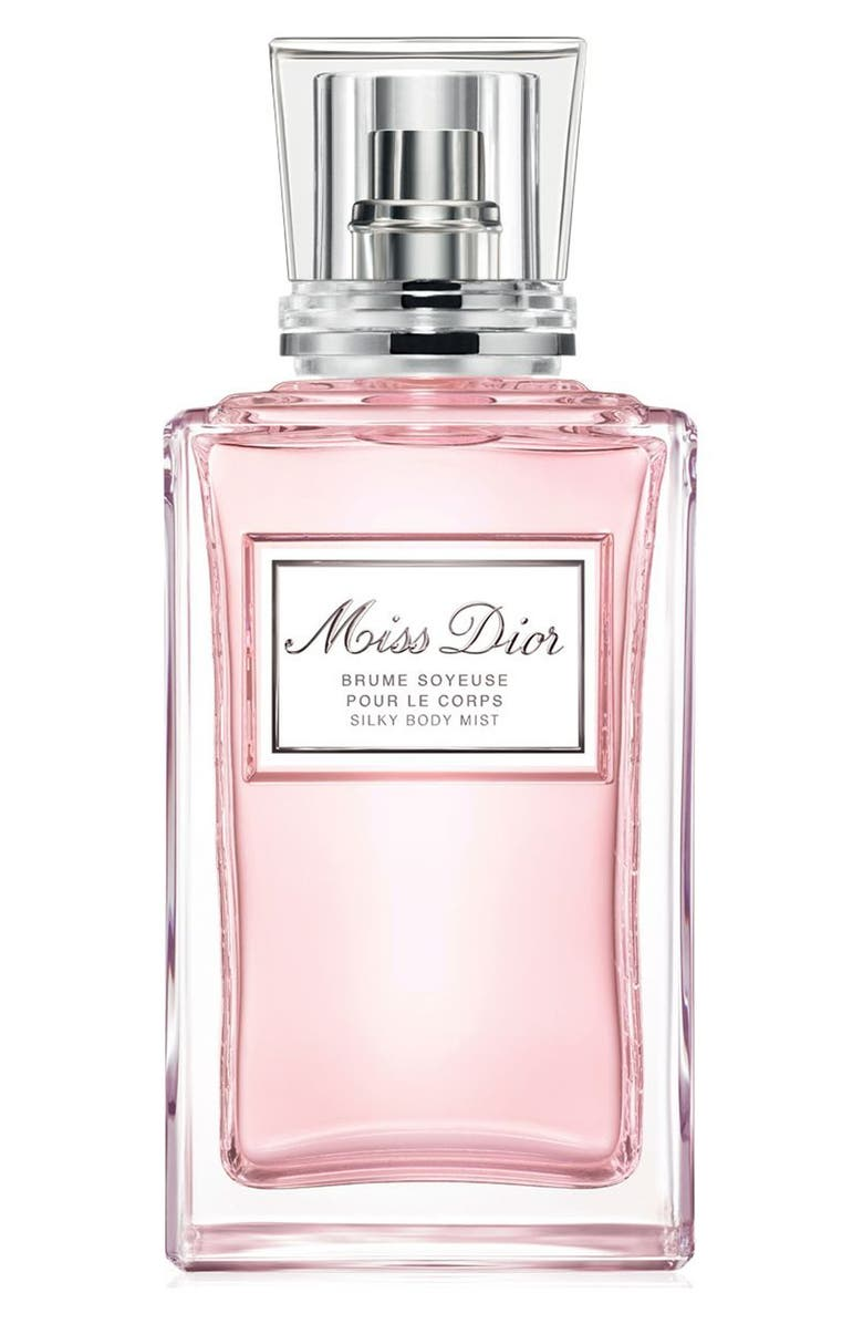 DIOR 'Miss Dior' Silky Body Mist, Main, color, NO COLOR