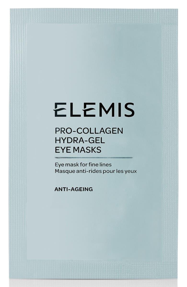 ELEMIS Pro-Collagen Hydra-Gel Eye Mask, Main, color, NO COLOR