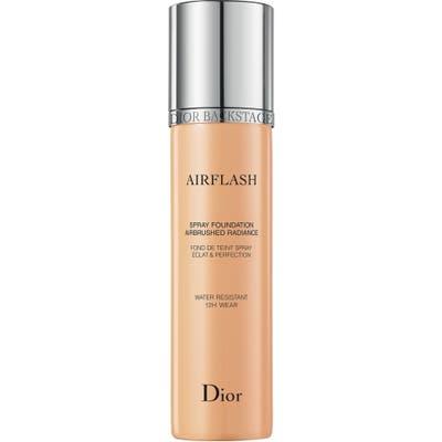 Dior Diorskin Airflash Spray Foundation - 2 Warm Peach (203)