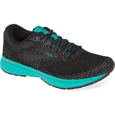 Brooks Revel 3 Running Shoe, Black