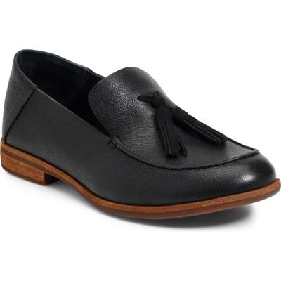 Kork-Ease Tinga Loafer- Black