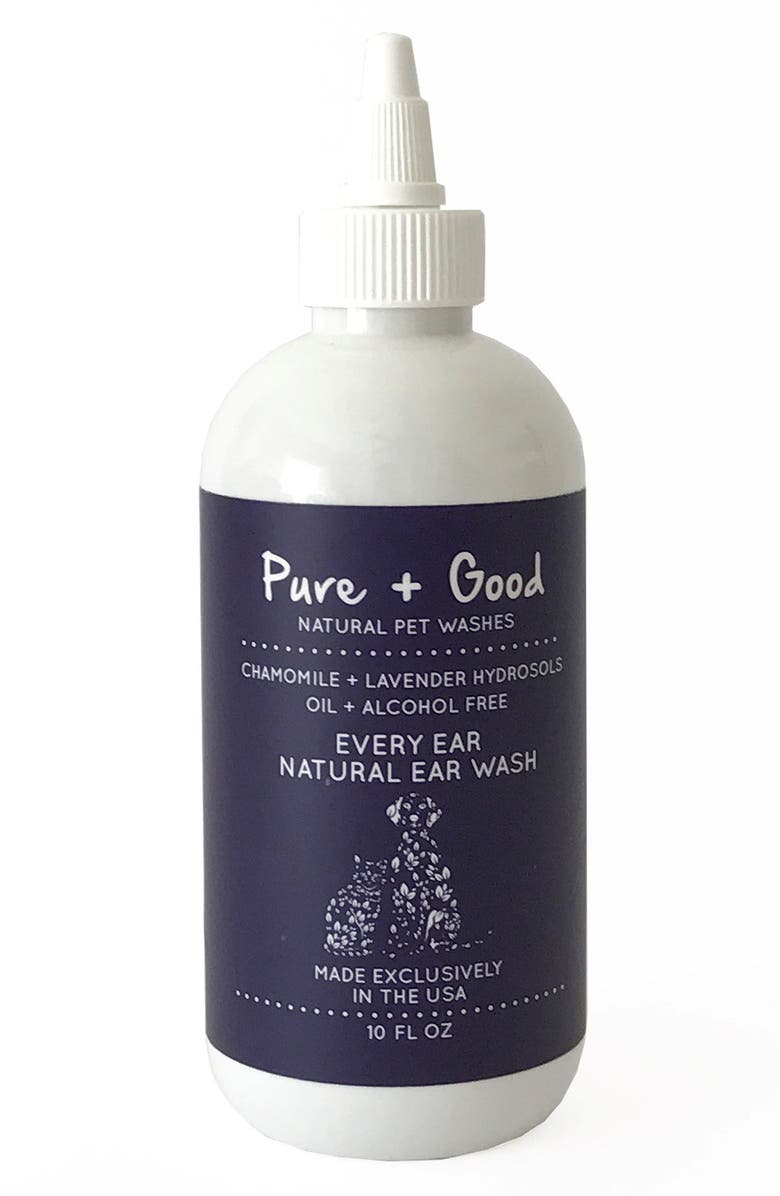 PURE + GOOD Pet Every Ear Wash, Main, color, 100